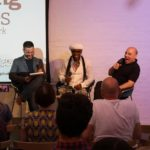 Dr Simon Barber interviews Nile Rodgers and Merck Mercuriadis at the Ivors Academy